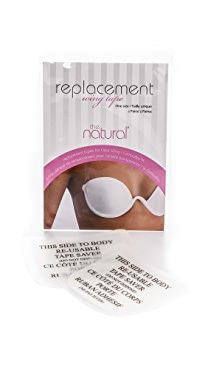 The Natural Replacement Tapes for Wing Bras