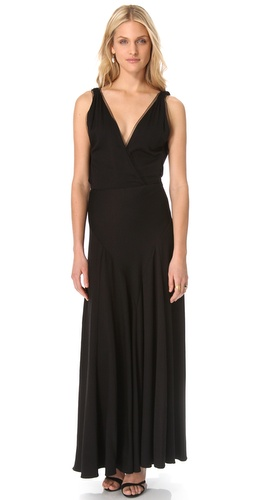 Shop Tocca Frances Gown and Tocca online - Apparel, Womens, Dresses, Black_Tie,  online Store