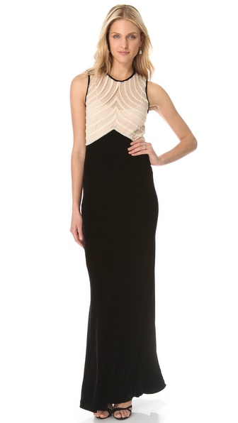 Tocca Lillie Gown