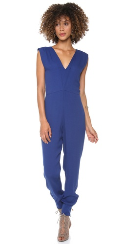Tocca Sleeveless Jumpsuit at Shopbop / East Dane