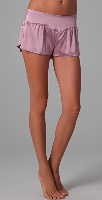 Top Secret Brief Affair Sleep Shorts