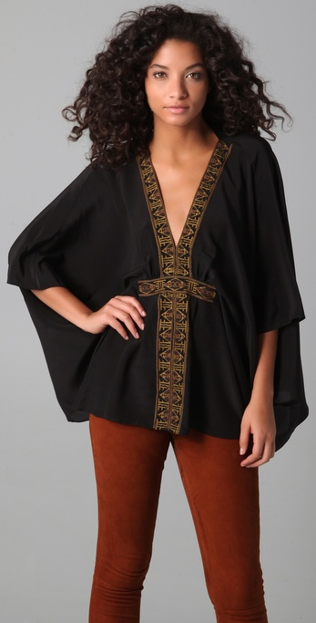Burning Torch Stone Town Caftan
