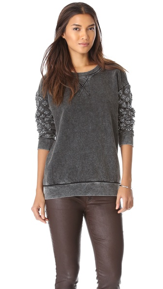 Burning Torch Rock Steady Pullover