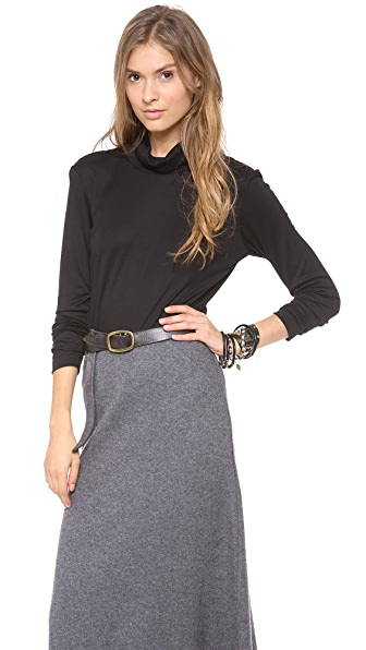 Burning Torch Isis Turtleneck Top