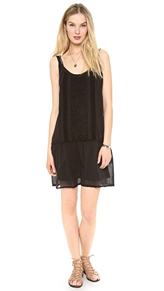 Burning Torch Sequoia Mini Dress