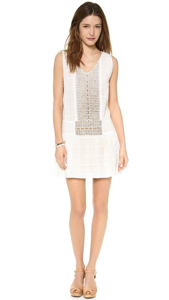 Burning Torch Magellan Dress