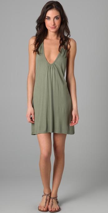 Tori Praver Swimwear Cover Up Tank Dress