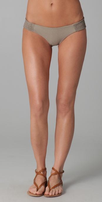 Tori Praver Swimwear Daisy Bikini Bottoms