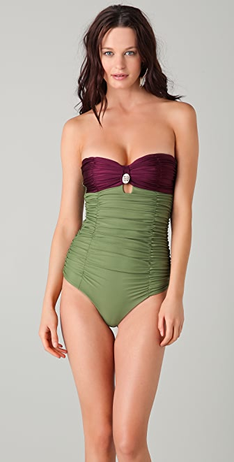 Tori Praver Swimwear Marilyn One Piece