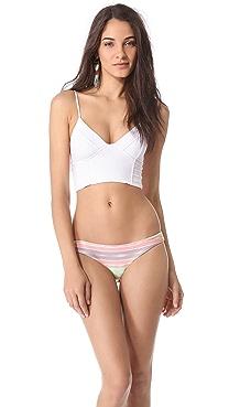 Tori Praver Swimwear Jess Bikini Top