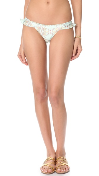 Tori Praver Swimwear Cabazon Bikini Bottoms