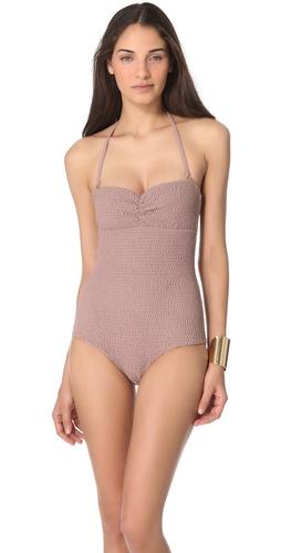 Tori Praver Swimwear Lucy One Piece Swimsuit
