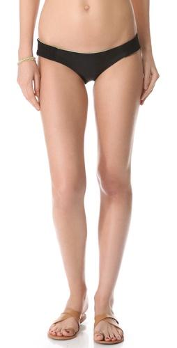 Tori Praver Swimwear Daisy Reversible Bikini Bottoms