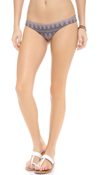 Tori Praver Swimwear Kalani Reversible Bikini Bottoms