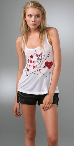 Torn by Ronny Kobo Adrianne Love Cards Tank