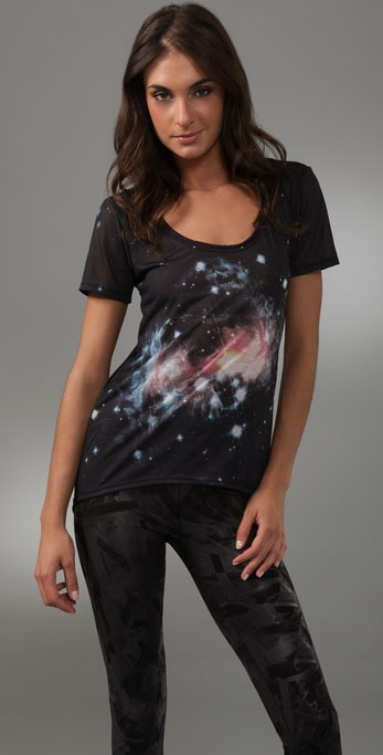 Torn by Ronny Kobo Danna Outer Space Tee