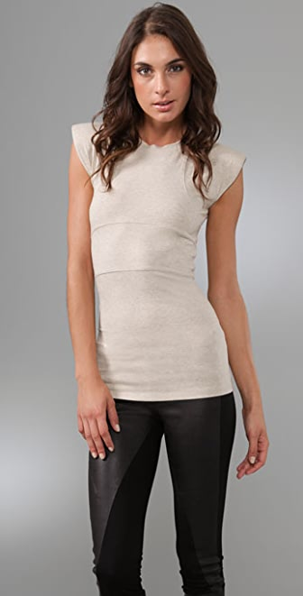Torn by Ronny Kobo Aro Curves Top