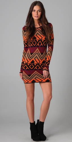 Torn by Ronny Kobo Zoe Sweater Dress
