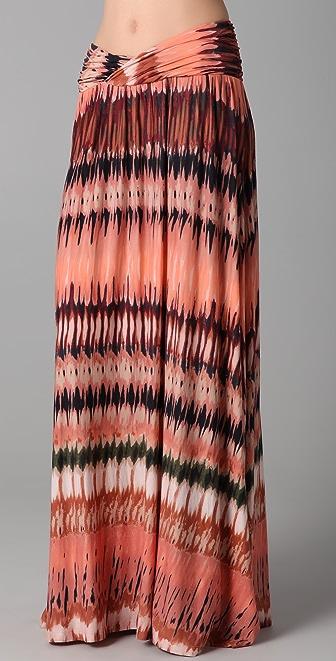 Torn by Ronny Kobo Jayla Maxi Skirt