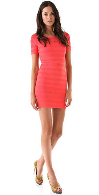 Torn by Ronny Kobo Candy Mini Dress