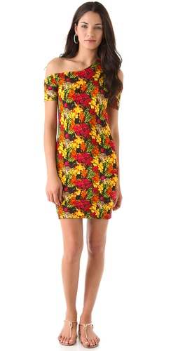 Torn by Ronny Kobo Mary Jungle Dress