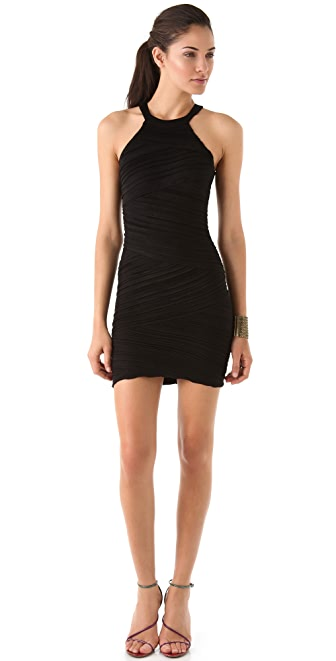 Torn by Ronny Kobo Brooklyn Pleated Dress
