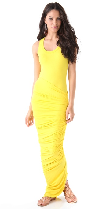Torn by Ronny Kobo London Draped Dress