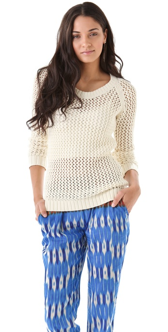 Torn by Ronny Kobo Helen Sweater