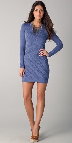 Torn by Ronny Kobo Tara Pleated Dress