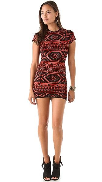 Torn by Ronny Kobo Jane Southwestern Dress
