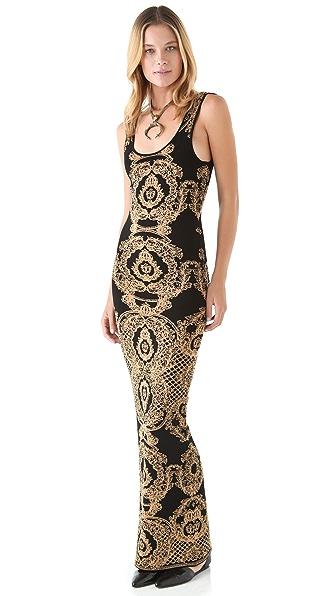 Torn by Ronny Kobo Amelie Maxi Dress