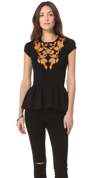 Torn by Ronny Kobo Vivienne Milano Top