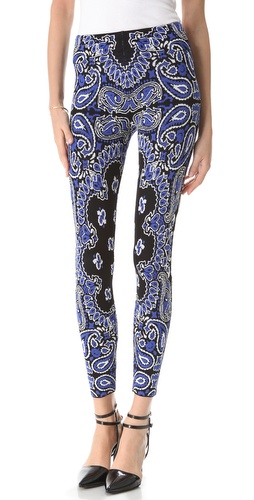 Torn by Ronny Kobo Andy Bandana Knit Pants