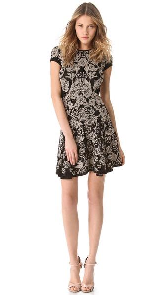 Torn by Ronny Kobo Patricia Doves Dress