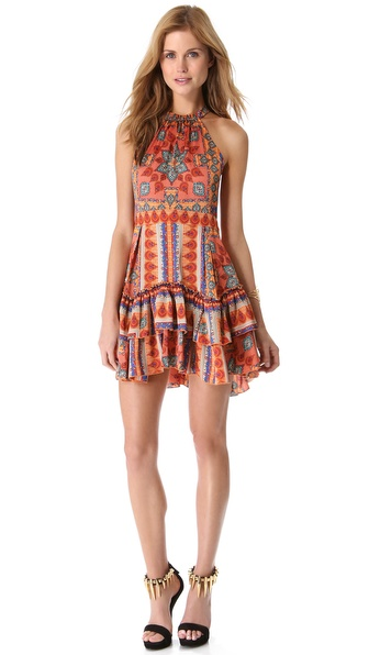 Torn by Ronny Kobo Viviana Dress