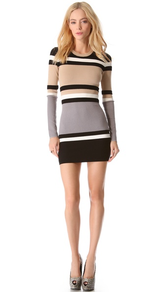 Torn by Ronny Kobo Cecilia Dress