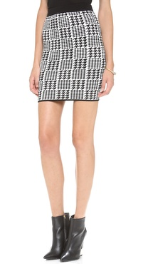 Torn by Ronny Kobo Celine Skirt
