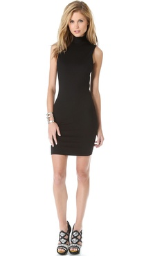 Torn by Ronny Kobo Claudia Ponte Dress