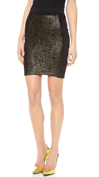 Torn by Ronny Kobo Rina Skirt