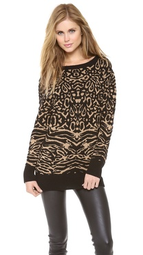 Torn by Ronny Kobo Randy Sweater