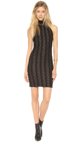 Torn by Ronny Kobo Claudia Lace Dress