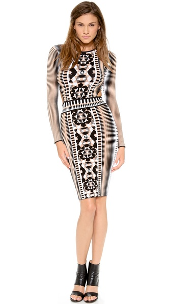 Torn by Ronny Kobo Shuli Dress
