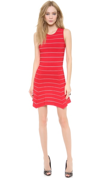 Torn by Ronny Kobo Aubrey Dress