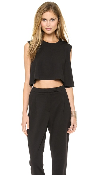 Torn by Ronny Kobo Lena Sleeveless Top
