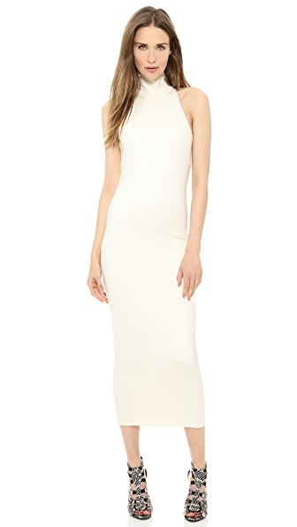 Torn by Ronny Kobo Thiadora Ponte Dress