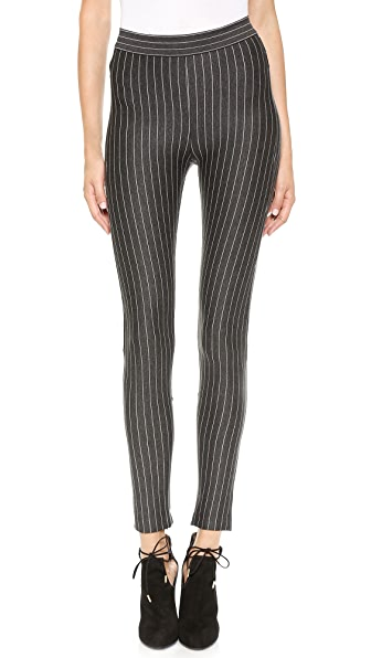 Torn by Ronny Kobo Geneva Zip Pants