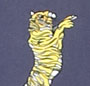 Flying Tiger Print