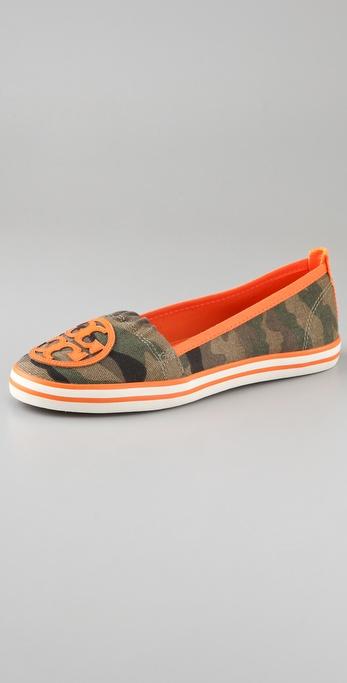 Tory Burch Slip On Sneakers