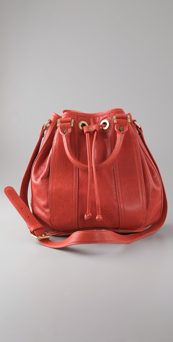 Tory Burch Jamie Small Bucket Tote