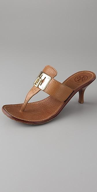 Tory Burch Sibyll Thong Slide Sandals